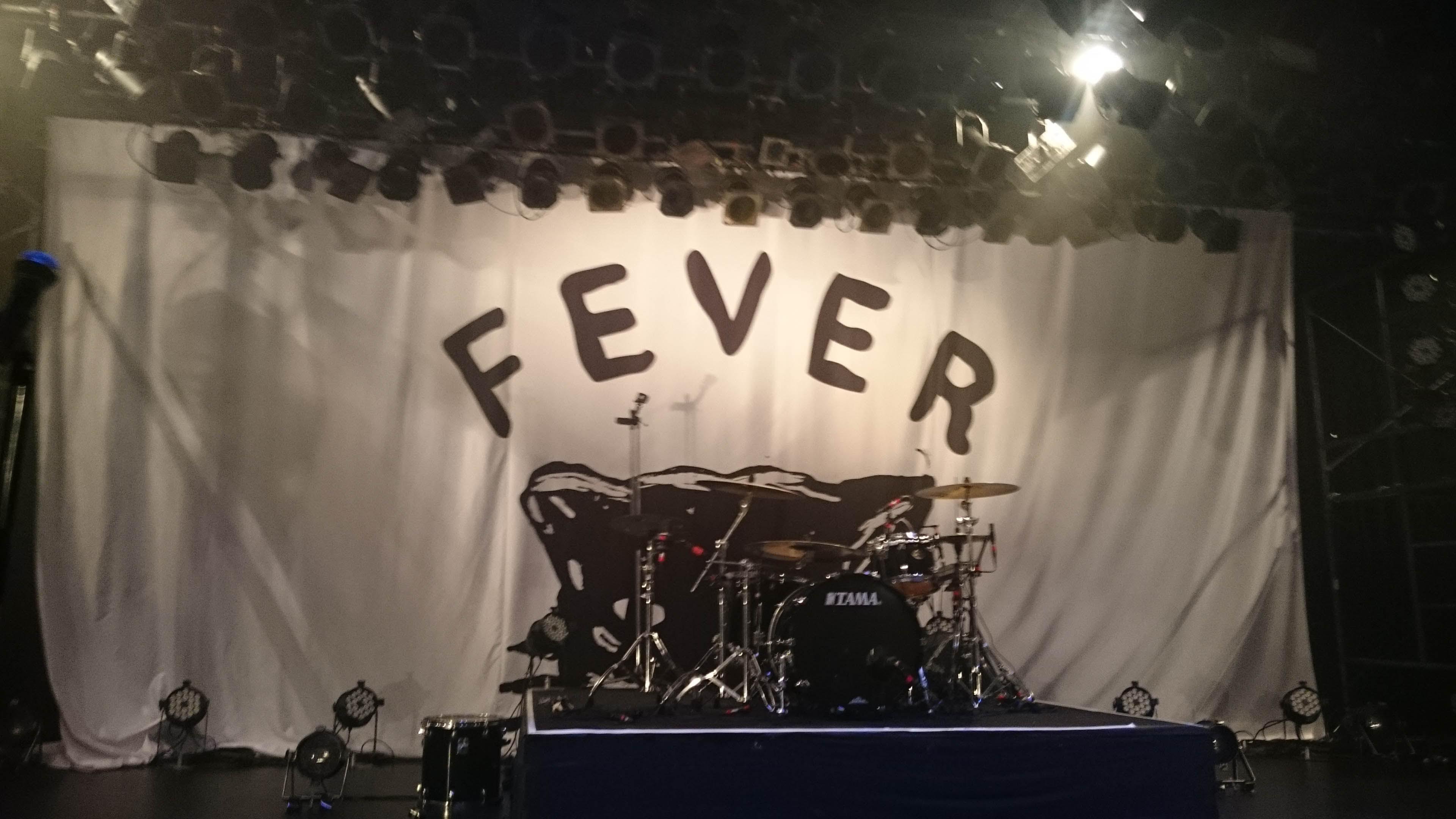 スッキリに出演して話題になったFEVER333のライブの感想