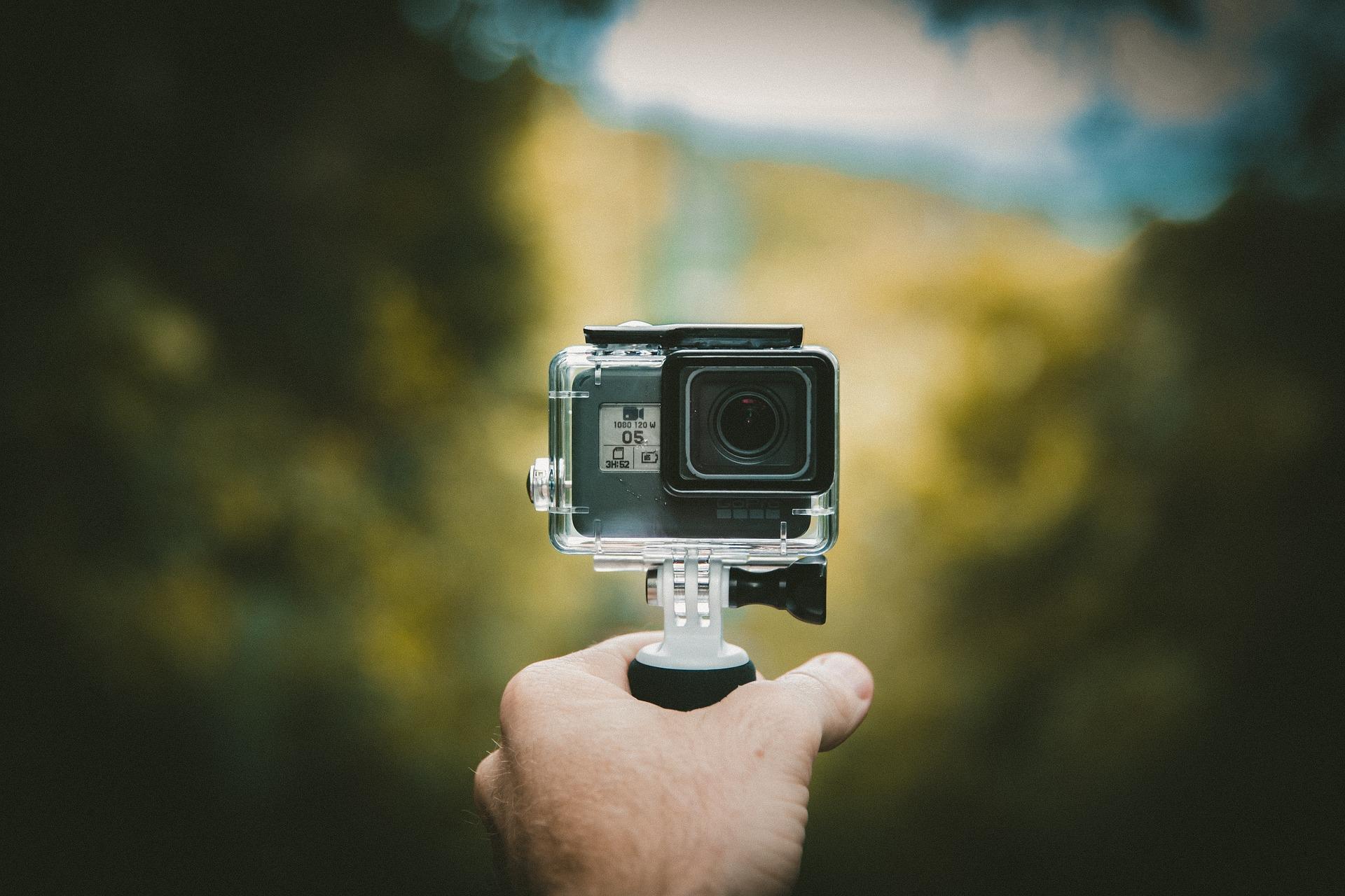 GoPro HERO7でカメラ初心者が夜景を撮ってみた