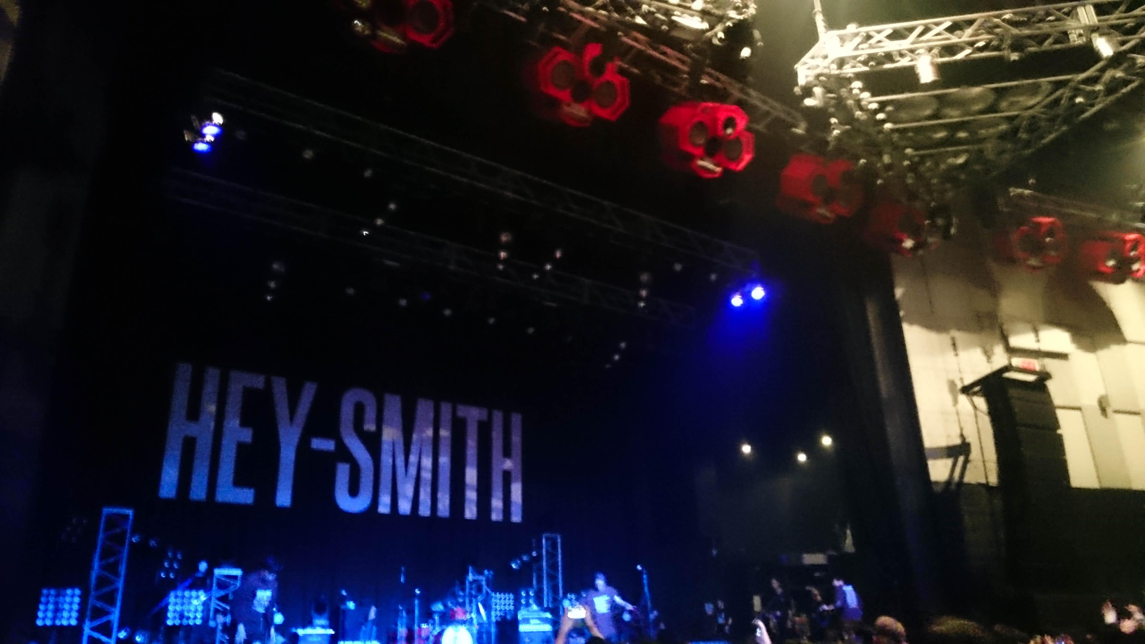 【HEY-SMITH】Life In The Sun Tour@新木場STUDIO COAST~ライブレポ~