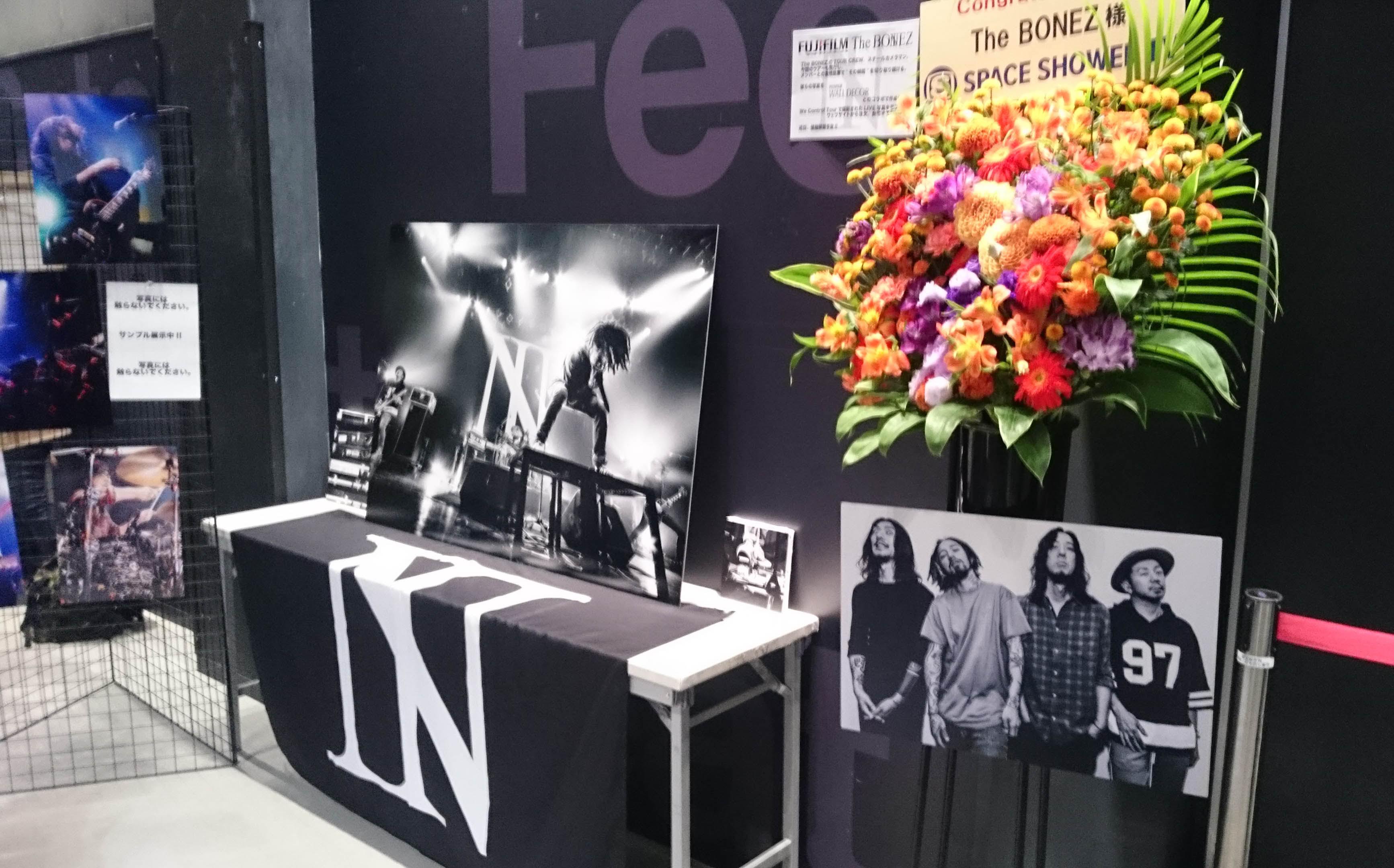 【The BONEZ】We Control -Zepp Tour 2019@Zepp DiverCity 追加公演のライブレポ
