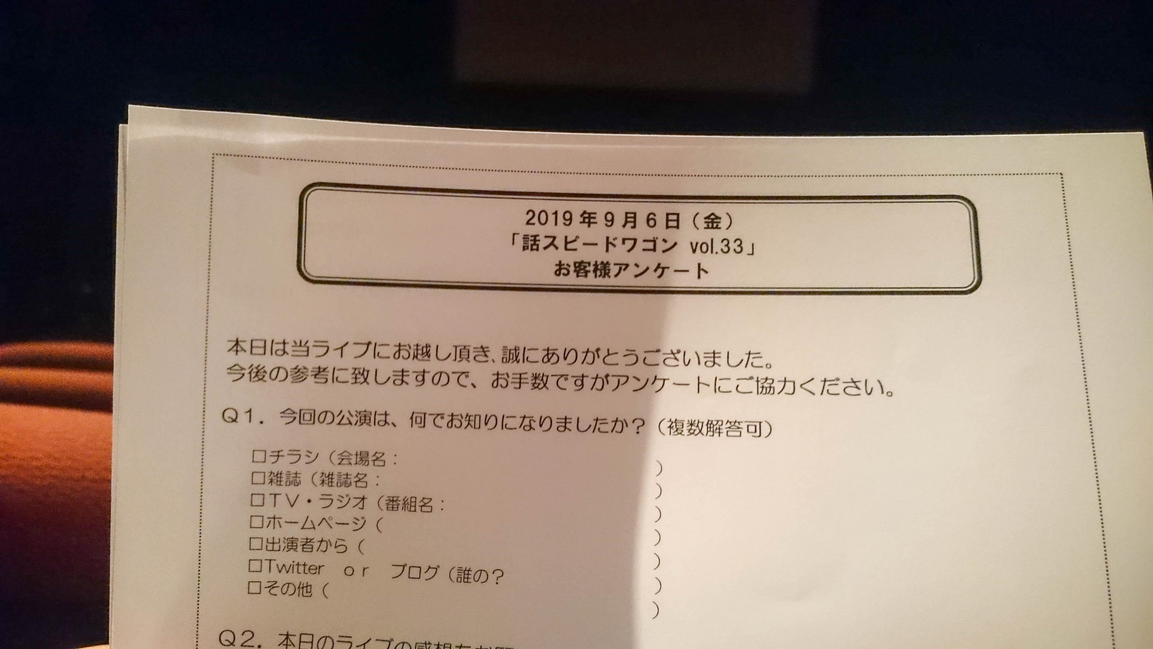 【話スピードワゴンvol.33】ゲストがチュートリアル徳井で面白かった話